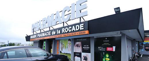 Grande Pharmacie de la Rocade Lormont,LORMONT