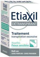 Etiaxil Aisselles Détranspirant Peau Sensibles Roll-on/15ml à LORMONT