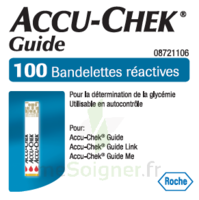Accu-chek Guide Bandelettes 2 X 50 Bandelettes à LORMONT
