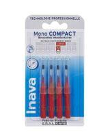 Inava Brossettes Mono-compact Rouge Iso 4 1,5mm à LORMONT