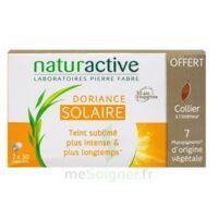 Naturactive Doriance Solaire 2x30 Capsules + 1 Collier Offert à LORMONT