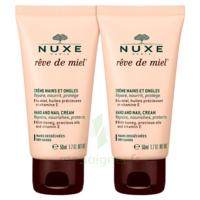 Rêve De Miel® Crème Mains Et Ongles 2*50ml à LORMONT
