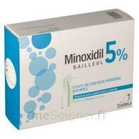 Minoxidil Bailleul 5 % Solution Pour Application Cutanée 3 Fl/60ml à LORMONT