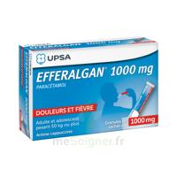 Efferalgan 1g Cappuccino Granules 8 Sachets à LORMONT