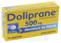 Doliprane 500 Mg Comprimés 2plq/8 (16) à LORMONT