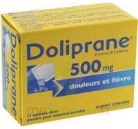 Doliprane 500 Mg Poudre Pour Solution Buvable En Sachet-dose B/12 à LORMONT