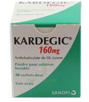 Kardegic 160 Mg, Poudre Pour Solution Buvable En Sachet à LORMONT