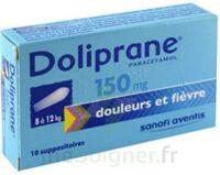 Doliprane 150 Mg Suppositoires 2plq/5 (10) à LORMONT