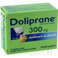 Doliprane 300 Mg Poudre Pour Solution Buvable En Sachet-dose B/12 à LORMONT