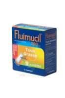 Fluimucil Expectorant Acetylcysteine 200 Mg Adultes Sans Sucre, Granulés Pour Solution Buvable En Sachet édulcorés à L'aspartam Et Au Sorbitol à LORMONT