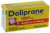 Doliprane 1000 Mg Comprimés Effervescents Sécables T/8 à LORMONT