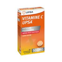 Vitamine C Upsa 500 Mg Fruit Exotique, Comprimé à Croquer à LORMONT