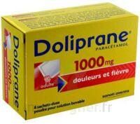 Doliprane 1000 Mg Poudre Pour Solution Buvable En Sachet-dose B/8 à LORMONT