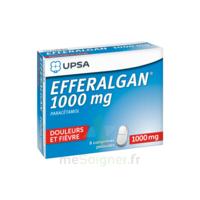 Efferalgan 1000 Mg Comprimés Pelliculés Plq/8 à LORMONT