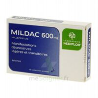 Mildac 600 Mg, Comprimé Enrobé à LORMONT