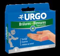 Urgo Brulures-blessures Petit Format X 6 à LORMONT