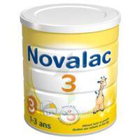 Novalac 3 Lait De Croissance B/800g à LORMONT