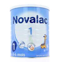 Novalac 1 Lait En Poudre 1er âge B /800g à LORMONT