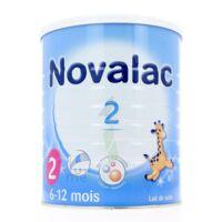Novalac 2 Lait En Poudre 2ème âge B/800g* à LORMONT