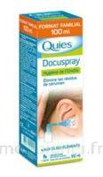 Quies Docuspray Hygiene De L'oreille, Spray 100 Ml à LORMONT