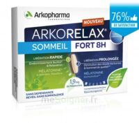 Arkorelax Sommeil Fort 8h Comprimés B/15 à LORMONT