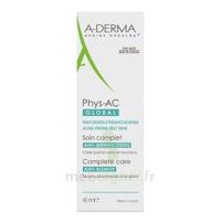 Aderma Phys'ac Global Soin Imperfection Sévères 40ml à LORMONT