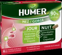 Humer Nez/gorge Jour&nuit 15 Comprimés à LORMONT