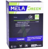 Synactifs Melagreen  Bio Gélules B/15 à LORMONT