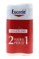 Lip Activ Soin Actif Levres Eucerin 4,8g X2 à LORMONT