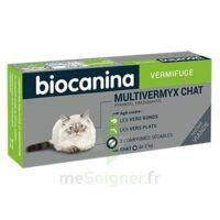 Biocanina Multivermyx Comprimés Vermifuge Chat B/2 à LORMONT