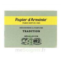 Papier D'arménie Traditionnel Feuille Triple à LORMONT