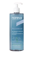 Aquareva Gel Moussant Hydratant Fl/400ml à LORMONT