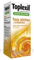 Toplexil 0,33 Mg/ml Sans Sucre Solution Buvable 150ml à LORMONT