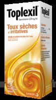 Toplexil 0,33 Mg/ml, Sirop 150ml à LORMONT