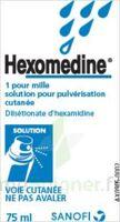 Hexomedine 1 Pour Mille, Solution Pour Pulvérisation Cutanée En Flacon Pressurisé à LORMONT