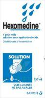 Hexomedine 1 Pour Mille S Appl Loc Fl/250ml à LORMONT