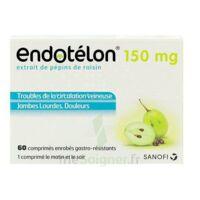 Endotelon 150 Mg, Comprimé Enrobé Gastro-résistant à LORMONT