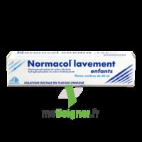Normacol Lavement Enfants, Solution Rectale, Récipient Unidose à LORMONT