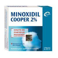 Minoxidil Cooper 2 %, Solution Pour Application Cutanée En Flacon à LORMONT