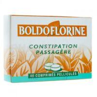 Boldoflorine 1 Cpr Pell Constipation Passagère B/40 à LORMONT