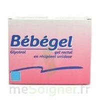Bebegel, Gel Rectal En Récipient Unidose à LORMONT