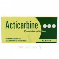 Acticarbine Comprimé Enrobé B/42 à LORMONT