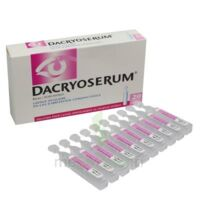 Dacryoserum Solution Pour Lavage Ophtalmique En Récipient Unidose 20unidoses/5ml à LORMONT