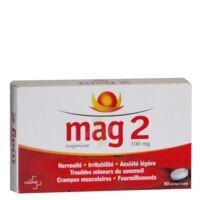 Mag 2 100 Mg, Comprimé  B/120 à LORMONT