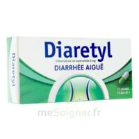 Diaretyl 2 Mg, Gélule à LORMONT