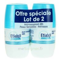 Etiaxil Deo 48h Roll-on Lot 2 à LORMONT