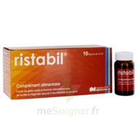 Ristabil Anti-fatigue Reconstituant Naturel B/10 à LORMONT