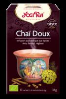 Yogi Tea Tisane AyurvÉdique ChaÏ Doux Bio 17sach/2g à LORMONT