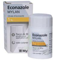 Econazole Mylan 1 % Pdr Appl Cut Fl/30g à LORMONT