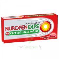 Nurofencaps 400 Mg Caps Molle Plq/10 à LORMONT